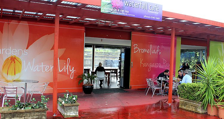 The Waterfall Cafe Mt Penang Best 2017