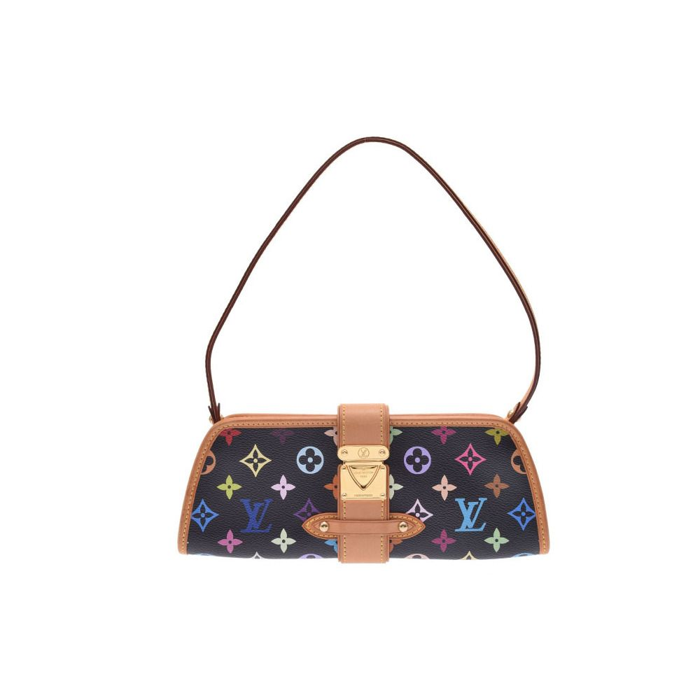 39a315c6210d Louis  vuitton M40050 Elisa Women s Clutch Bag Black
