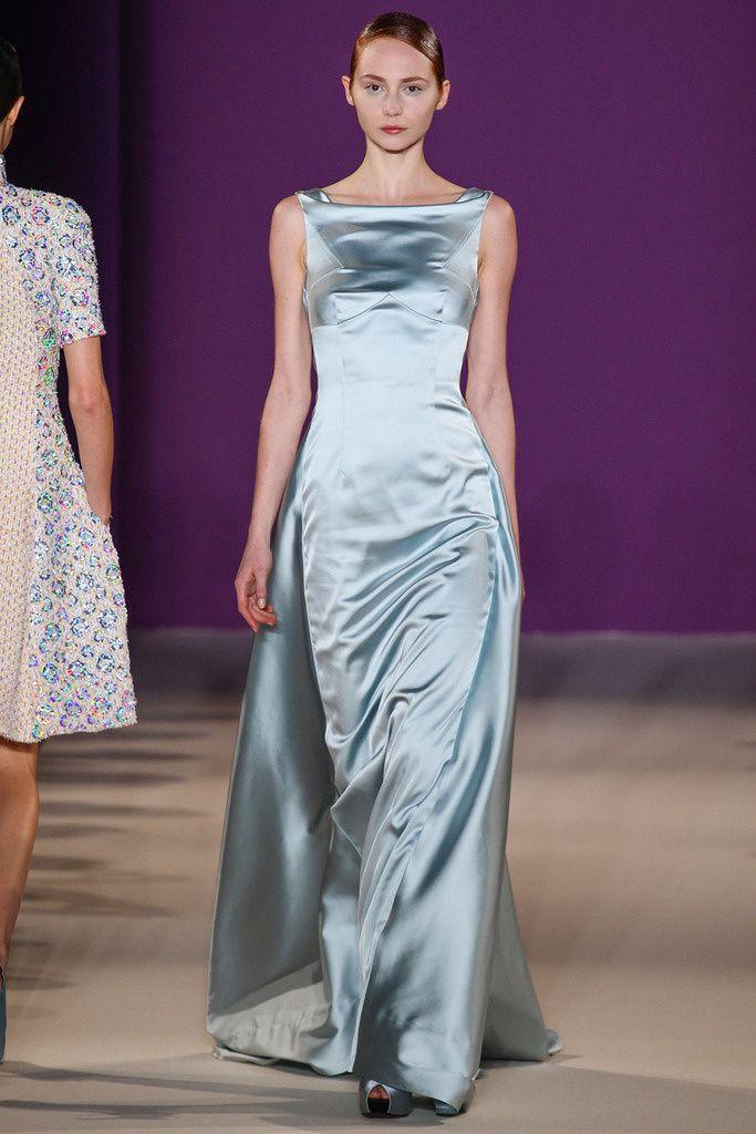 Bonito Vestido De Novia Amalia Carrara Elaboración - Vestido de ...