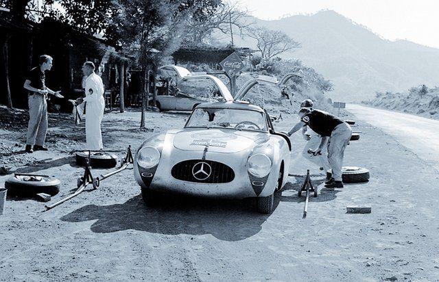 Fancy - Mercedes Pit Stop | Silodrome
