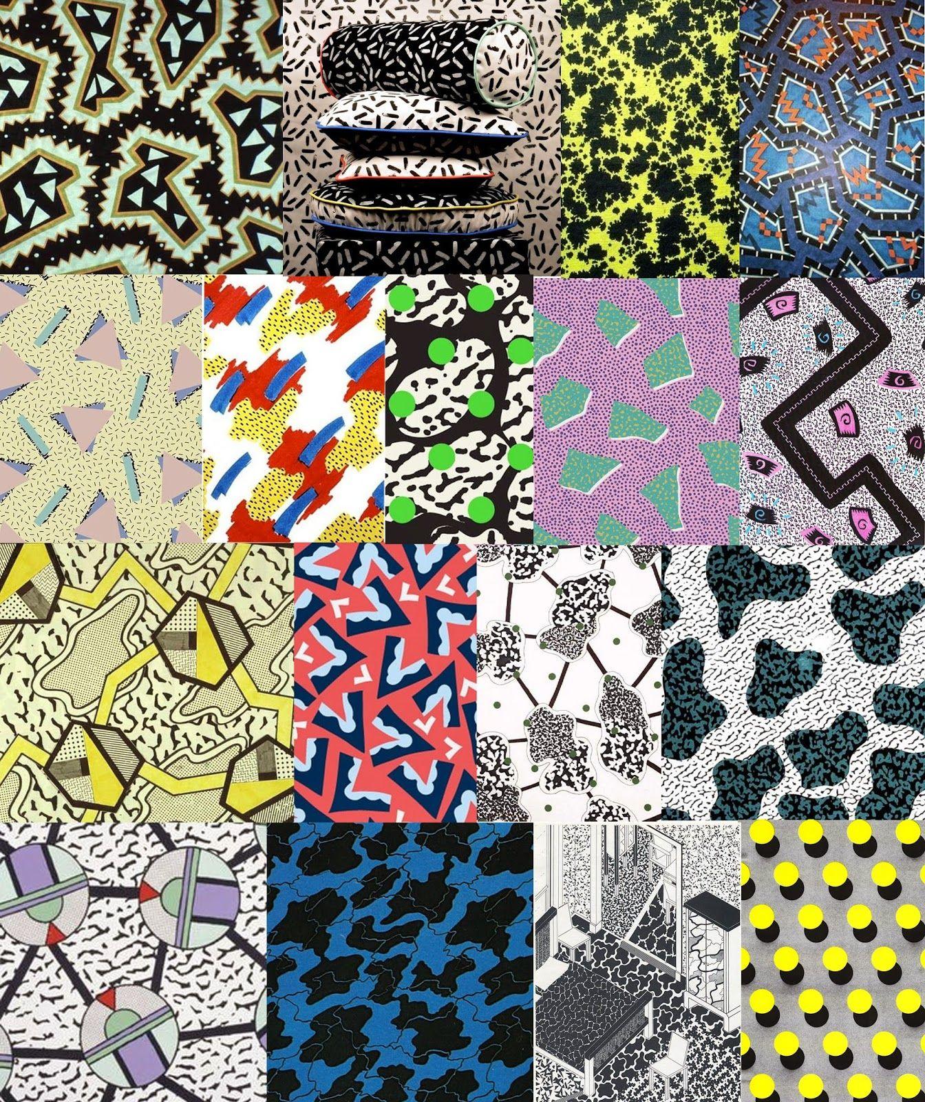 Design Print Trends: Textile Candy: Premiere Vision S/S16 Print Trend