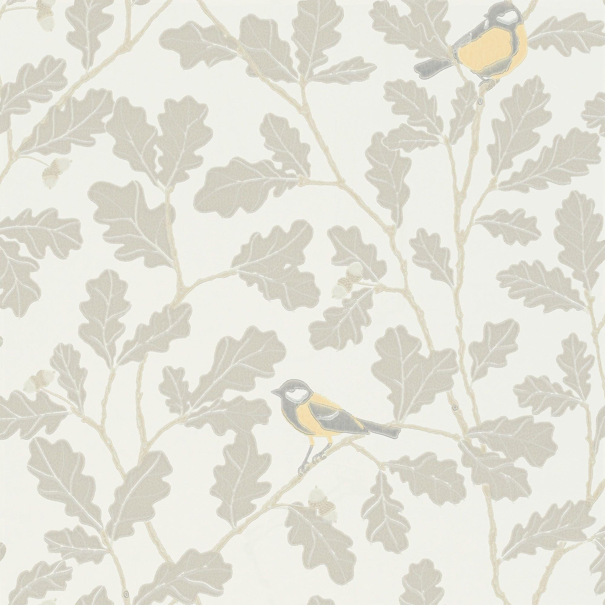 Waldemar Light Grey wallpaper