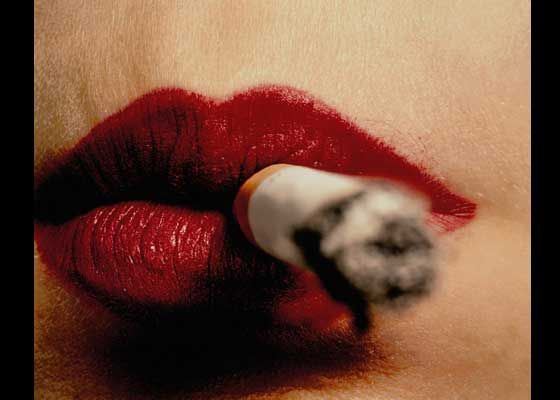 10 7 Irving Penn Cigarettes Lipstick Irving Penn Irving Red Lips