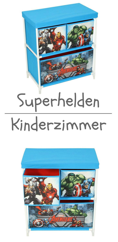 Marvel Avengers Kinder Spielzeug Stauraum | Superhelden ...
