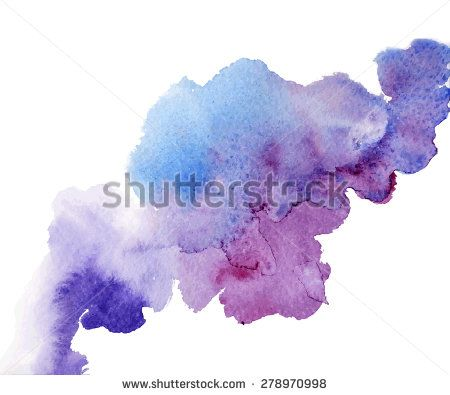 Abstract Watercolor Splash Watercolor Drop Abstrait