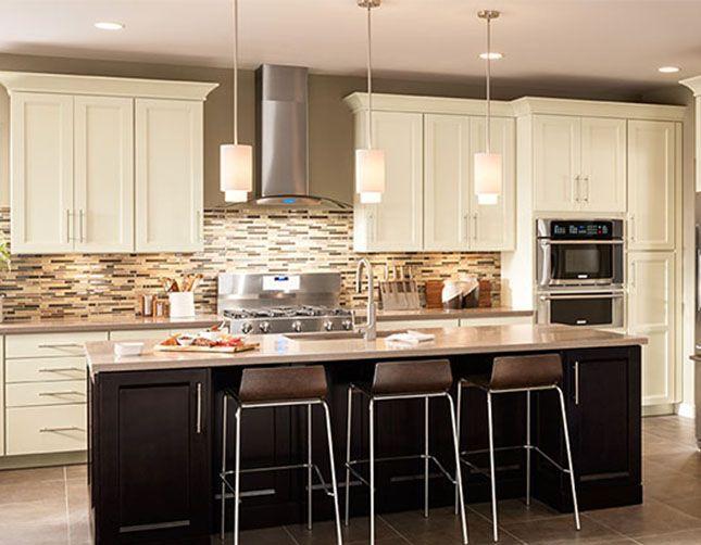 Ideas for Inspiration | American Woodmark | Kitchen ...