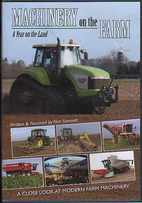 Farming modern #tractor dvd: #machinery on the #farm: a year on the land,  View more on the LINK: 	http://www.zeppy.io/product/gb/2/351136866200/