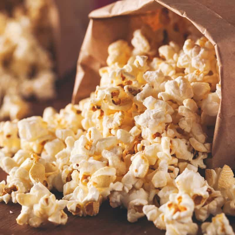 Average American Eats 42 Quarts Of Popcorn A Year Make