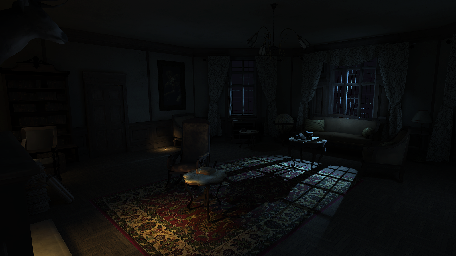 Image Result For Layers Of Fear Layers Of Fear Image Fear