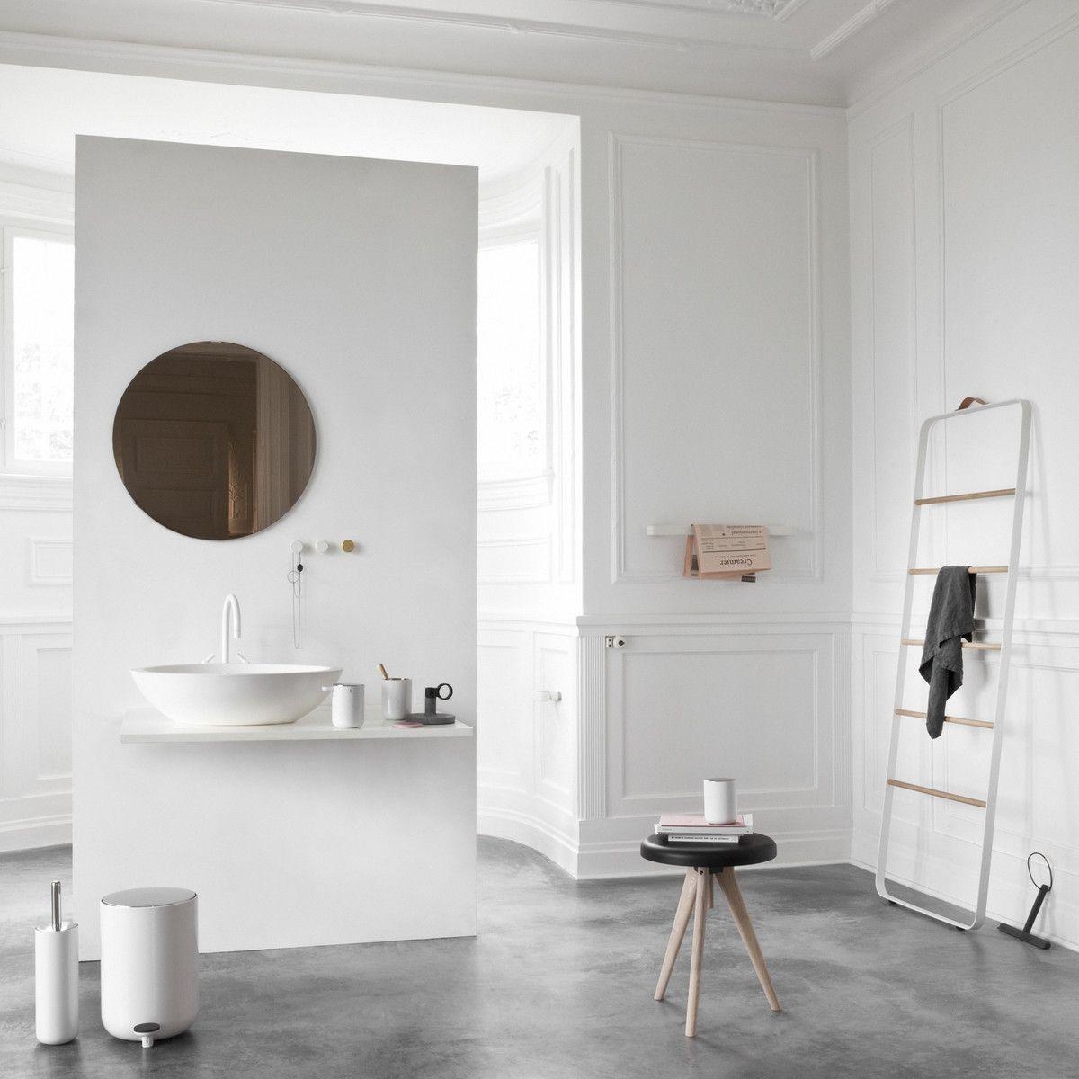 Menu Bath Treteimer 4 L Weiss Badezimmer Innenausstattung Bad Inspiration Badezimmer Design