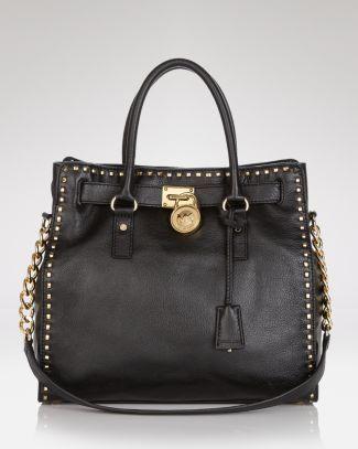 Perfect graduation present ;)  MICHAEL Michael Kors Tote - Hamilton - Handbags - Bloomingdale's