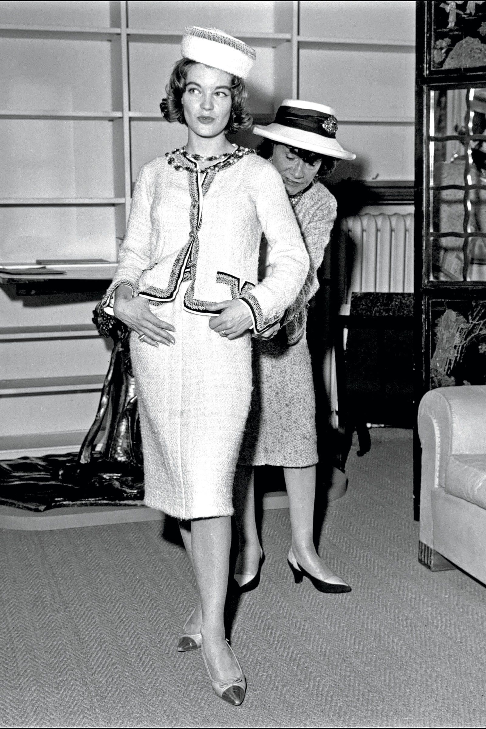 The History of the House of Chanel  - HarpersBAZAAR.com
