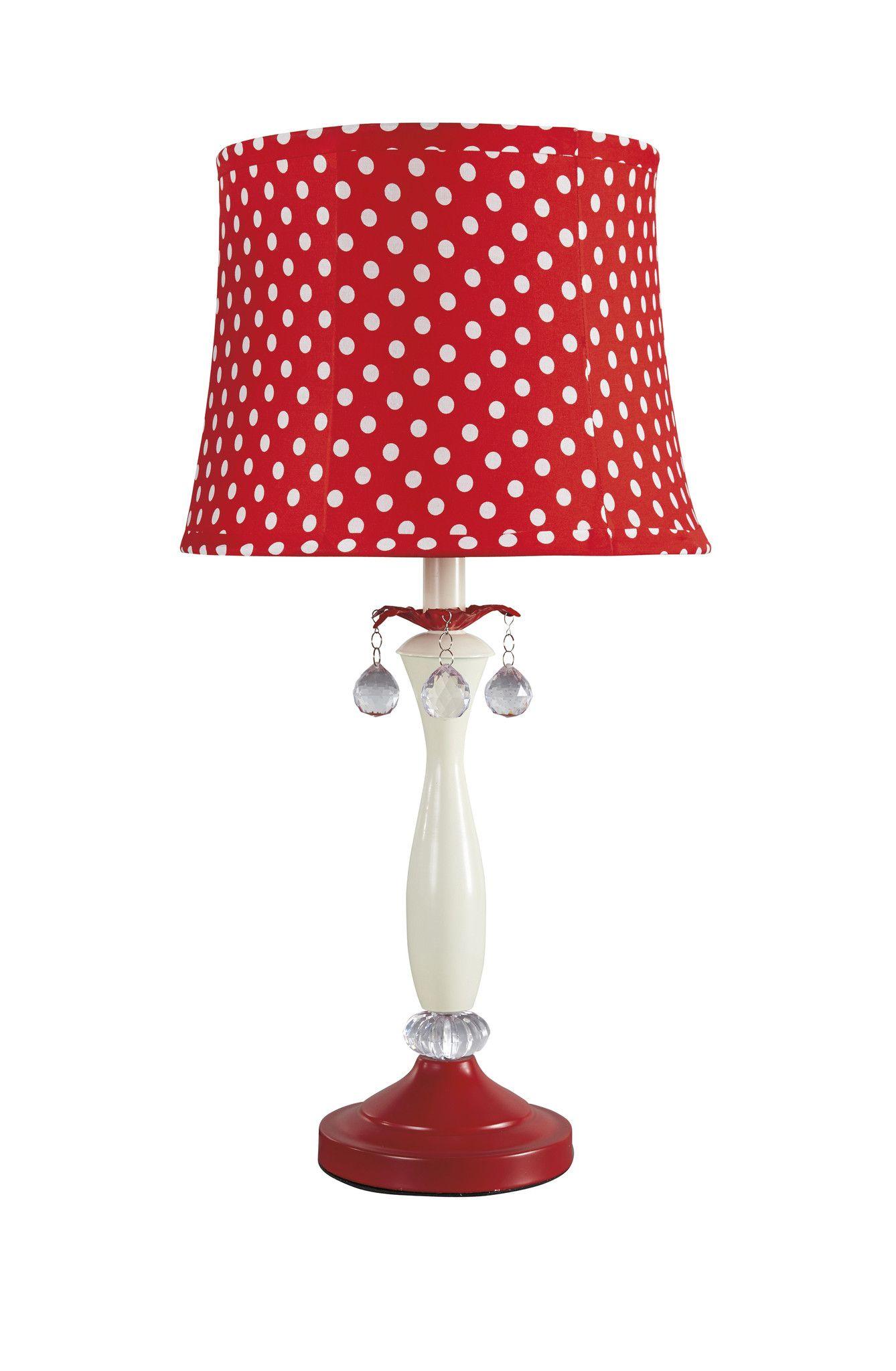 Shasta Metal Table Lamp