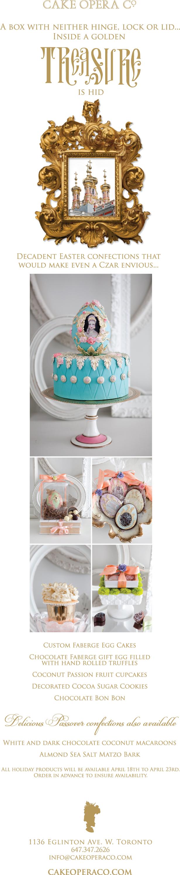 cake opera