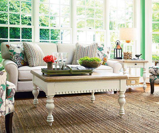 Cottage Style Furniture Living Room - Euskal.Net