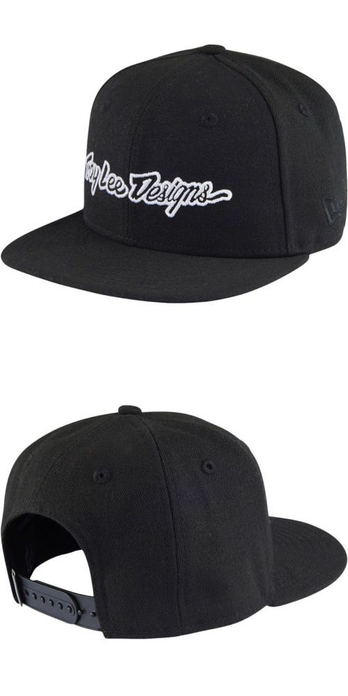 5502841b2985e Hats 57884  Troy Lee Designs New Mx Tld Classic Signature Black Kids Youth Snapback  Cap -  BUY IT NOW ONLY   54.95 on eBay!