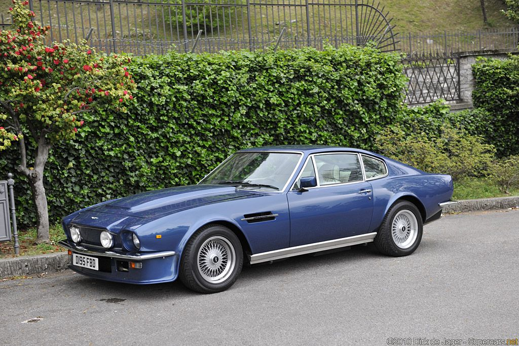 Colt's new favorite dream car: 1977 Aston Martin V8 Vantage