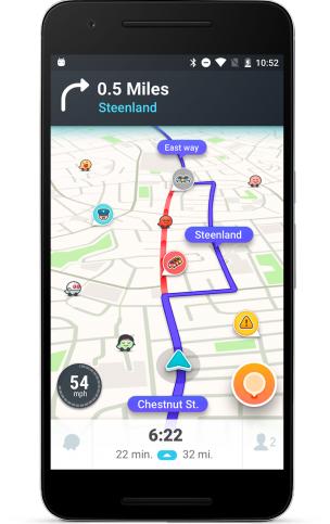 Waze GPS Maps Traffic Alerts & Live Navigation v4 32 0 0 | APK4PRO