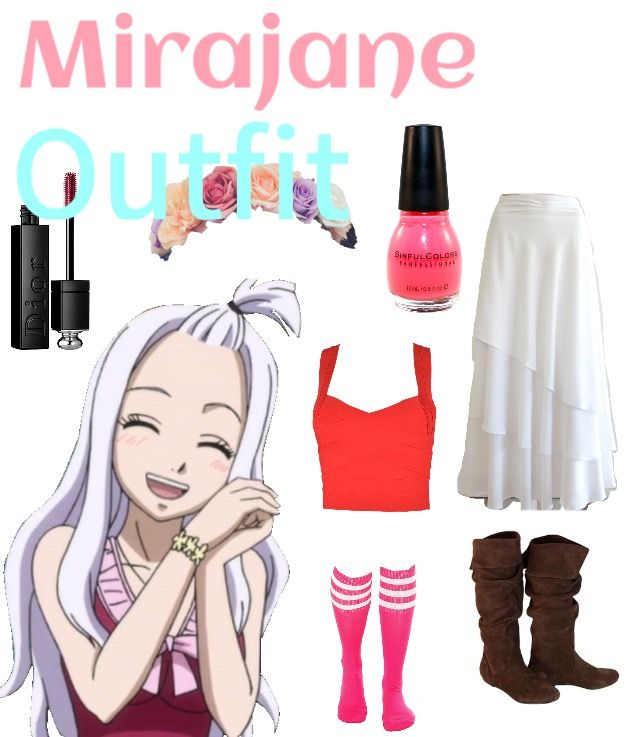 Mirajane Outfit Fairy Tail Fairy Tail Merchandise Mirajane Cosplay Cosplay Outfits Search, discover and share your favorite mirajane gifs. pinterest