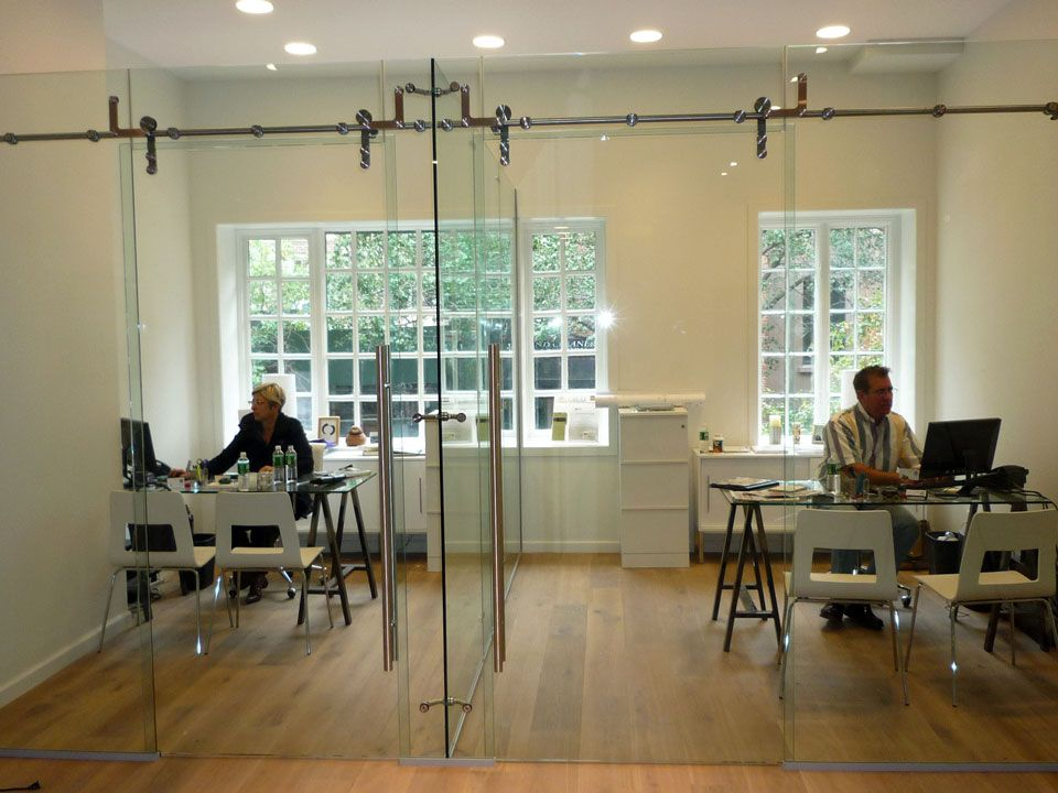 Our Hanging Sliding Glass Doors Are Made To Perform And Be