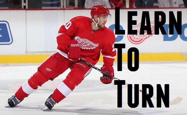Turning How To Turn Better In Hockey Hockey Training Youth Hockey Hockey Kids
