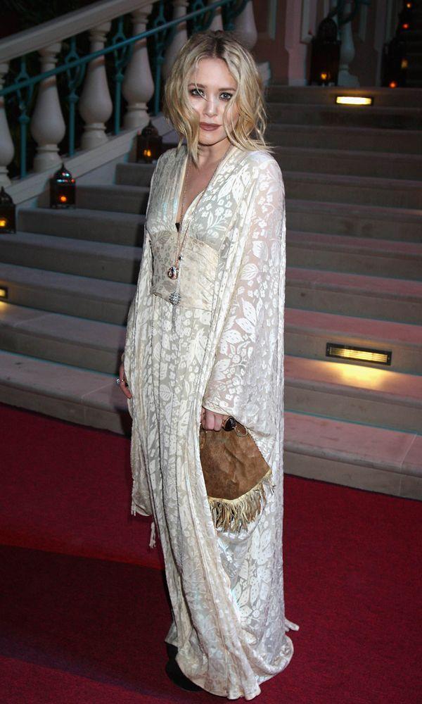 Olsens Anonymous Blog Mary Kate Olsen 13 Wedding Dress Ideas From ...