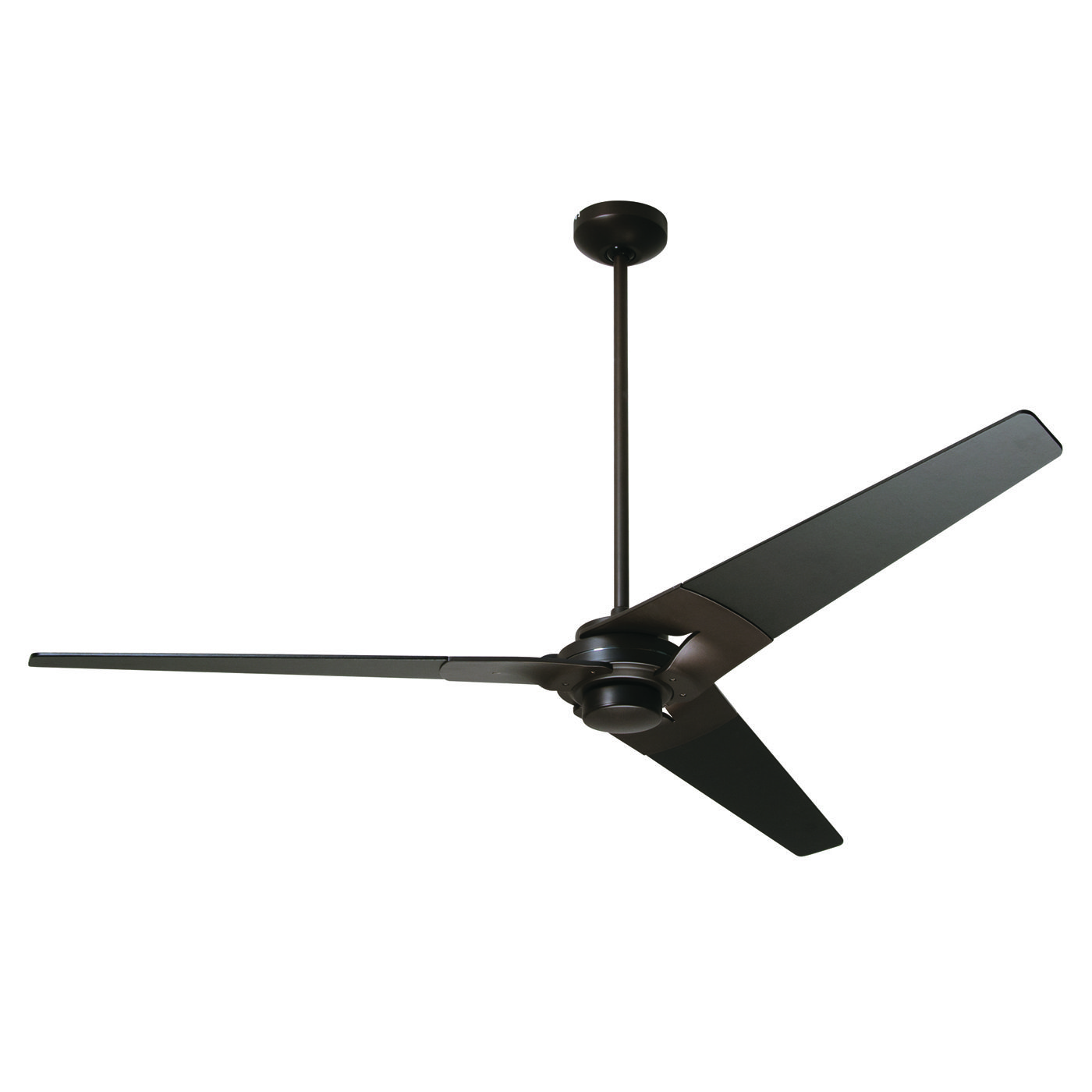 Shop Modern Fan Co TOR Torsion Ceiling Fan without Light at The