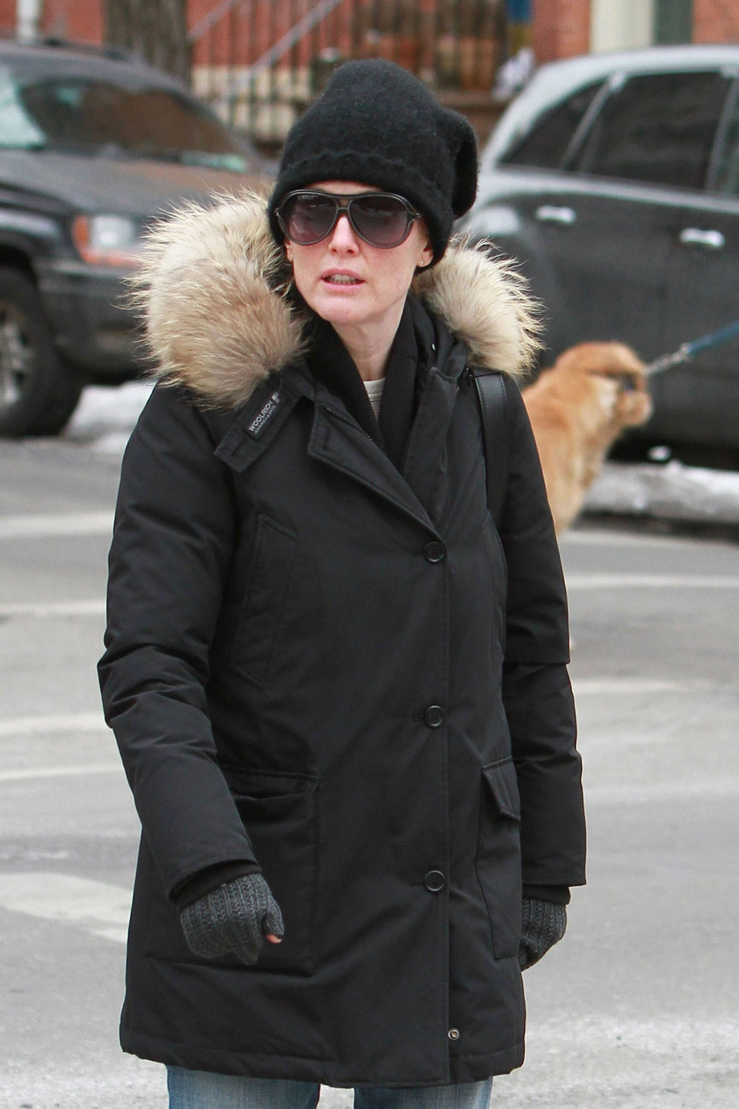 Julianne Moore Street Style Street Style Julianne Moore