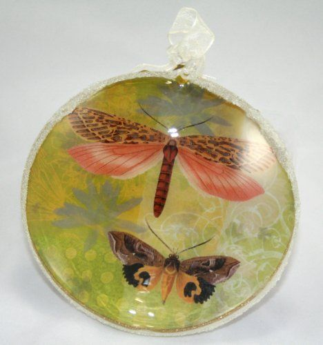 Heaven and Nature Victorian Glass Ornaments - Set of 3 (Round Butterfly) Silvestri http://www.amazon.com/dp/B00CGOCI6C/ref=cm_sw_r_pi_dp_RRymub1BMX33F