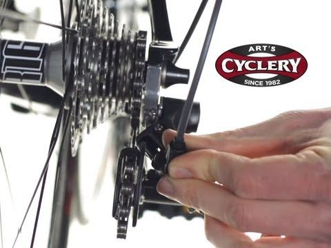 How To: Adjust Shimano Rear Derailleurs - YouTube | All