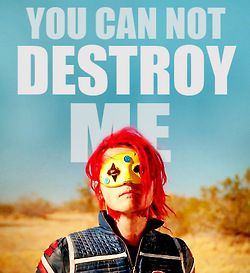 Party Poison.. You can not destroy me