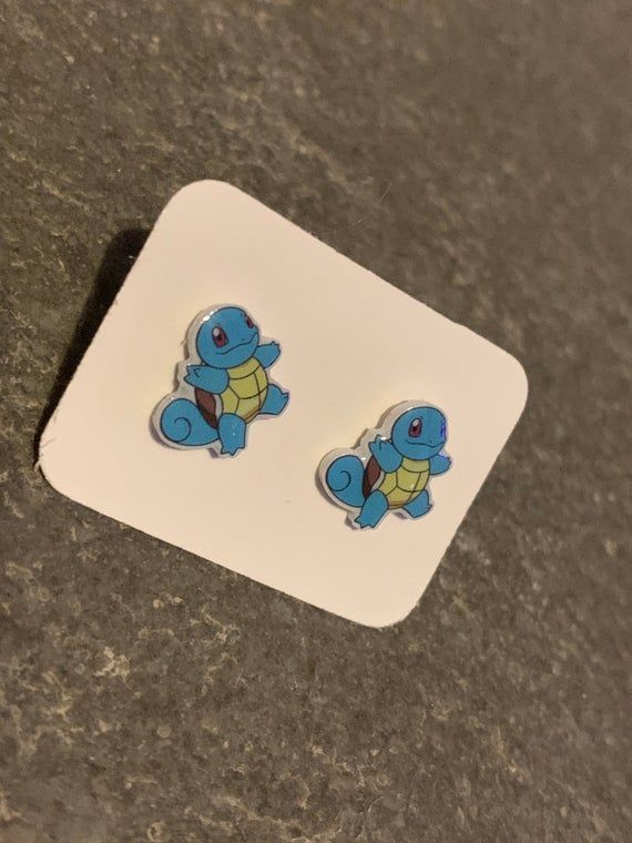 POKEMON squirtle - Ideal stocking Filler - christmas gift idea - stocking filler - secret santa gift ideas - gifts for her