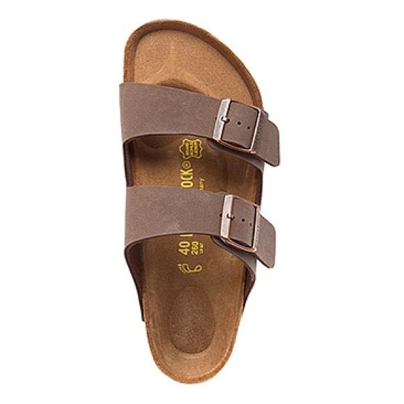 c5bd7d05d7df Birkenstock Arizona Mocha Birkibuc    NO TRADES    Barley worn. Maybe 2 or  3 times. Comes with original box  ) Birkenstock Shoes