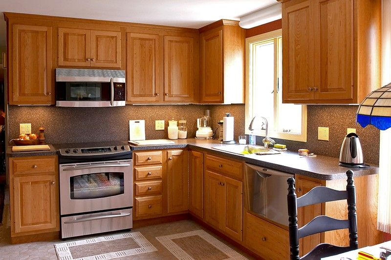 How to Built and Install Cabinets In Kitchen Room - Corner..