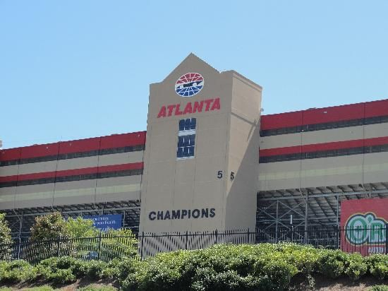Atlanta motor speedway places i 39 ve been pinterest for Hotels close to atlanta motor speedway