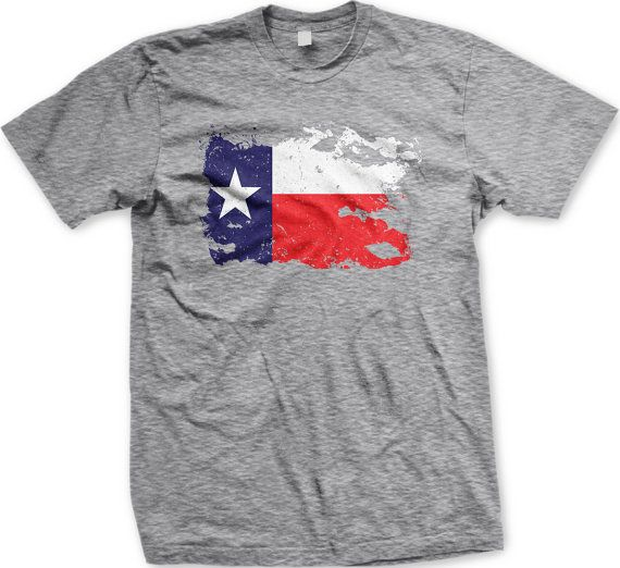Old Weathered Texas Flag Men S T Shirt Faded Torn Etsy Mens Tshirts Father S Day T Shirts Shirts