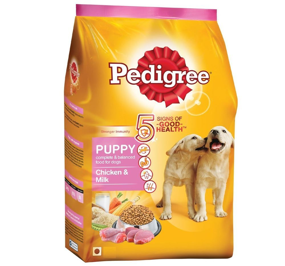 Pedigree Puppy Food Complete Balanced Food For Dogs 400g Dog