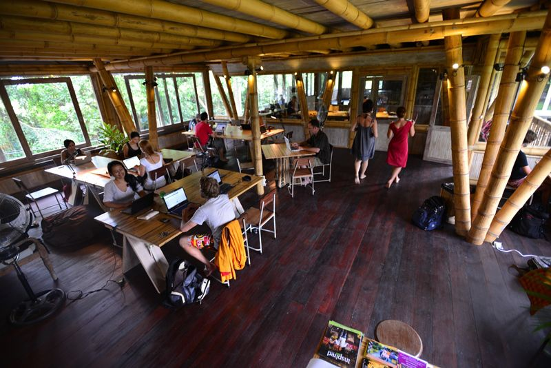 Worklife haven why entrepreneurs and digital nomads are