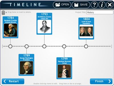 interactive timeline maker free