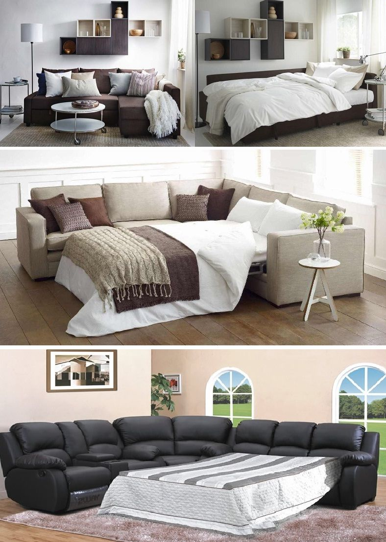 Corner Sofa Pull Out Bed  Corner sofa pull out bed, Pull out sofa