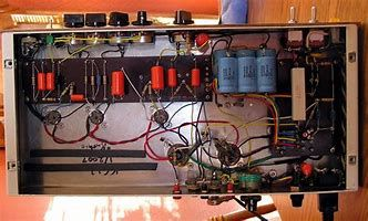 Image result for ceriatone trainwreck circuit | Tube Amps