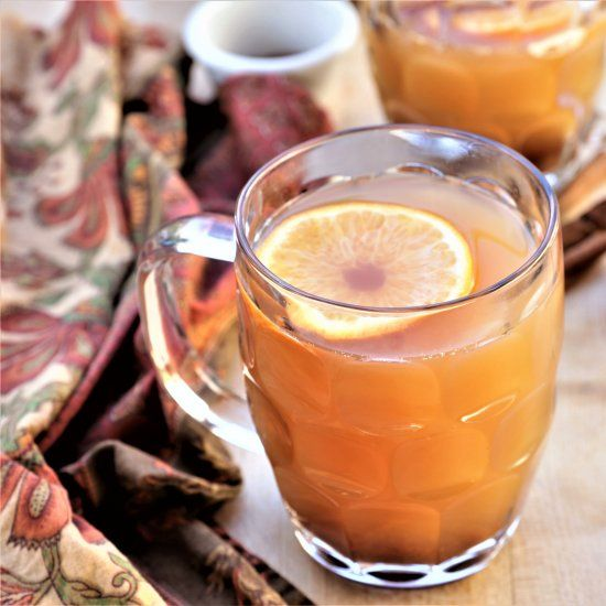 Apple Cider Alcoholic Drinks: Mulled Apple Cider Is The Perfect Non Alcoholic Drink To