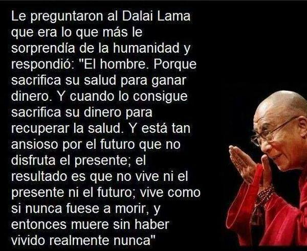 Mr M On Twitter Dalai Lama Imagenes Para Estados Frases De Sabiduria