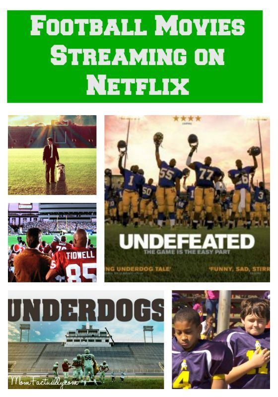 These Football Movies On Netflix Are About More Than Just The
