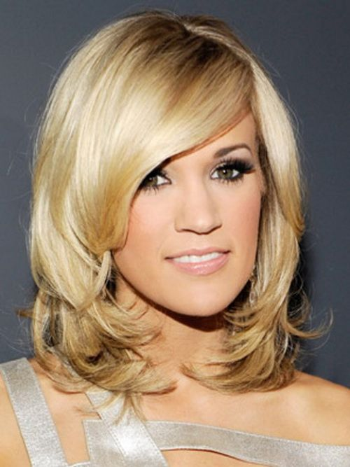 Medium Length Haircuts For Oval Faces : 20 hairstyles for oval faces womens faces haircuts and