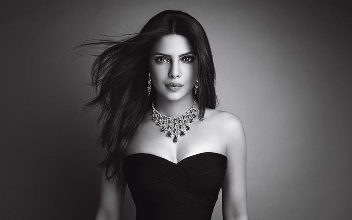 Celebridades Fondos De: Descargar Fondos De Pantalla Priyanka Chopra, 4k
