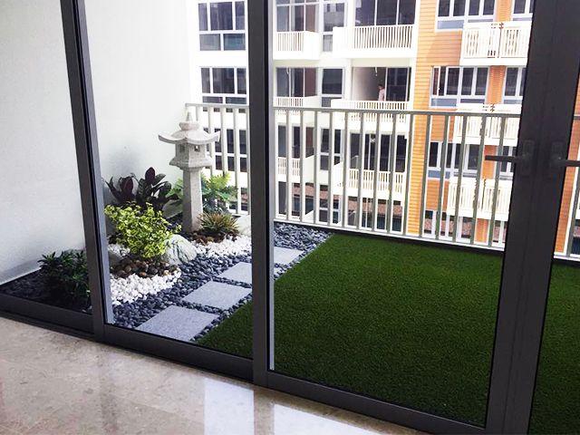 singapore balcony garden - Google Search | Flo Residence | Pinterest ...