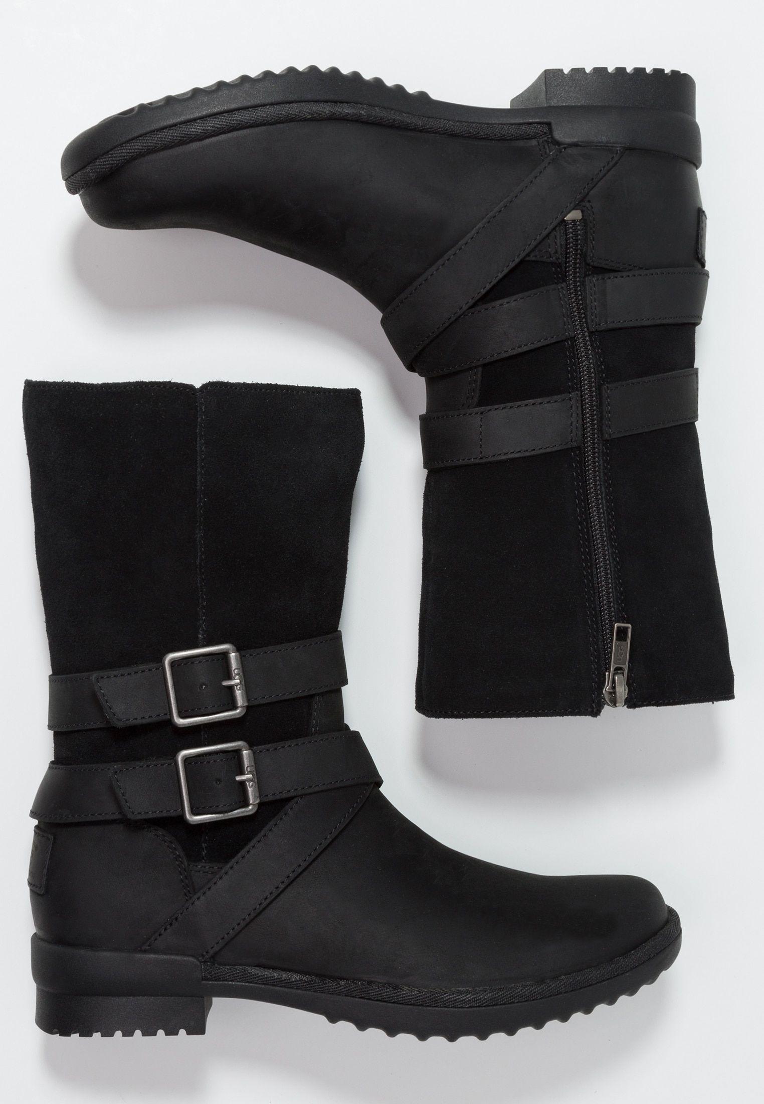 outlet 81afe 72808 LORNA BOOT - Stivali alti - black @ Zalando.it 🛒 | Boots ...