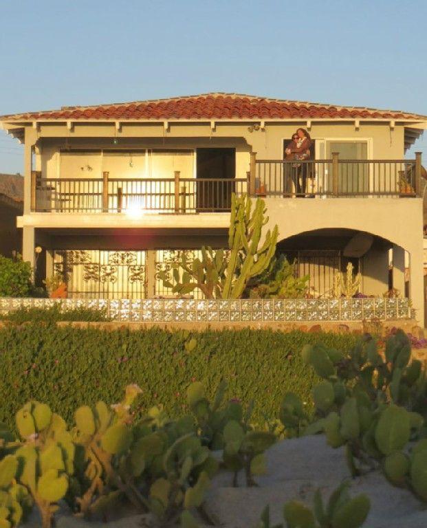 La Mision Vacation Al Vrbo 483586 4 Br Baja California Norte House In Mexico Huge Ocean Front Beach Salina