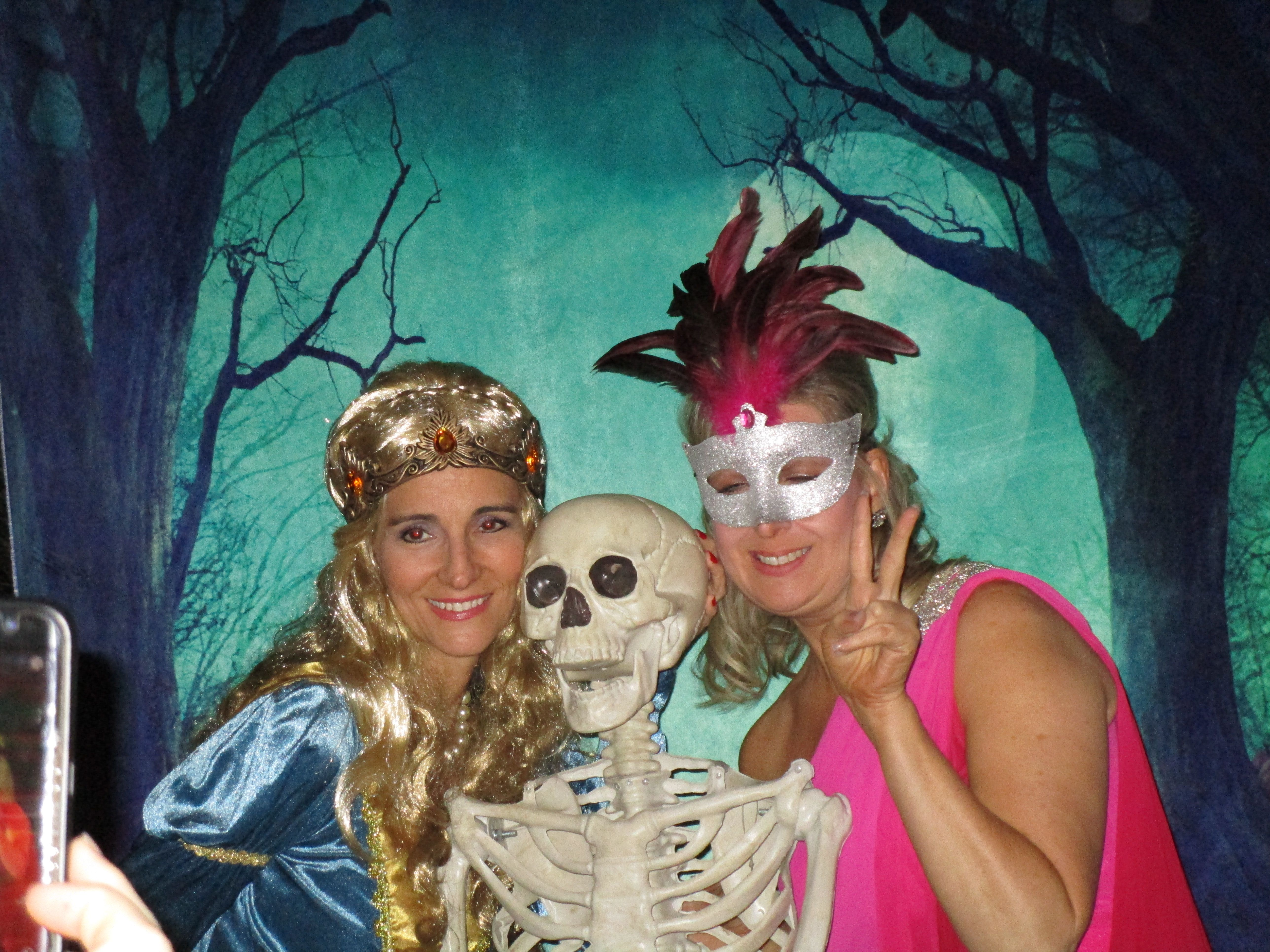 Modern Mingle Halloween Party Singles events, Event, San